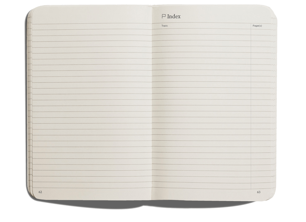 A Notebook By Michael Hyatt